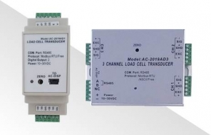 Independent Channel Load Cell Transducer