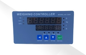 Force Measuring High-speed Weight Indicator