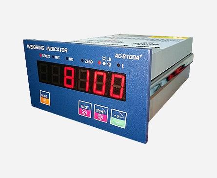 AC-8100A+ Weighing Indicator
