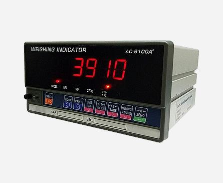 AC-9100A+ Weighing Indicator