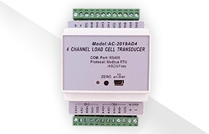 AC-2019AD4-四通道荷重元轉換器|至衡實業
