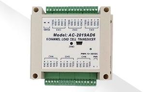 AC-2019AD6-六道道荷重元轉換器|至衡實業