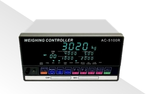 AC-5100R Single-Material Weighing Controller