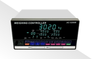 AC-5200R Multi-Material Weighing Controller