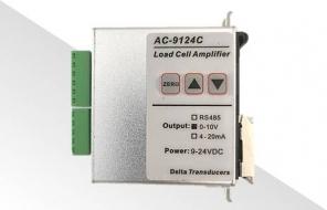 單通道荷重元放大器 AC-9124C