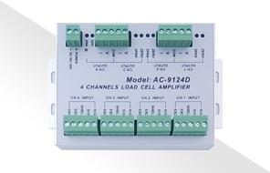 四通道荷重元放大器 AC-9124D