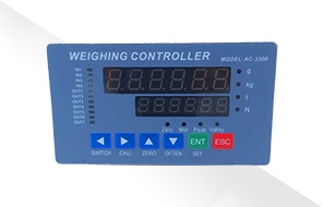 測力用高速重量顯示器AC-3300|至衡實業